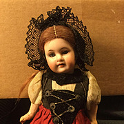 "7"" Mignonette in French Regional Clothes"