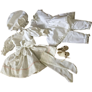 "9 Piece Complete Replacement Outfit for German 21"" to 23"" Doll"