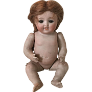 "6-3/4'"" Kestner 833 Chubby Character All Bisque Doll"