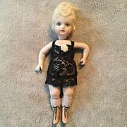 """Lovely 9"""" Artist Doll 1993"""