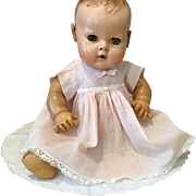 Delicate Pink Baby Doll Dress for DyDee and Friends