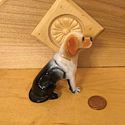 Miniature Bone China Beagle Pet for Your French Fashion