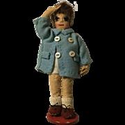 Artist Doll Of JohnJohn Kennedy