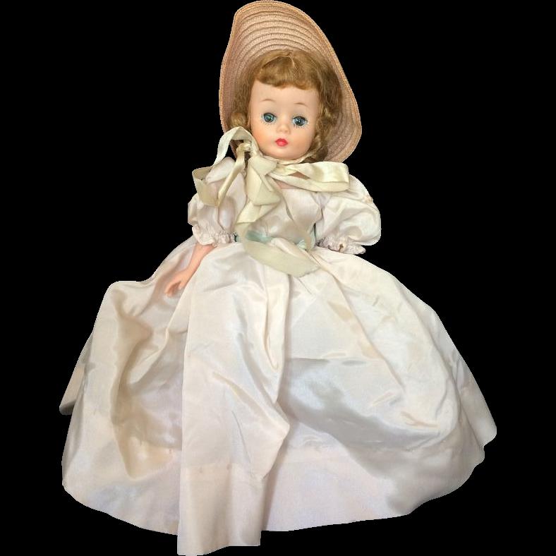 1950's Madame Alexander Cissette Doll All Original