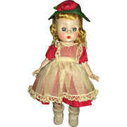 1950's Madame Alexander-kins Doll All Original