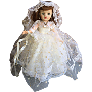 Beautiful Miss Nancy Ann Storybook  Bride Doll All Original