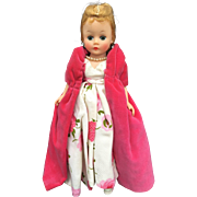 Gorgeous all original Cissette doll 1950's Madame Alexander