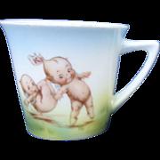 Kewpie Rose O'Neill China Tea Cup Antique