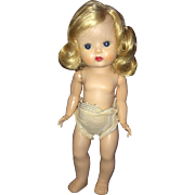 Beautiful Nancy Ann Muffie Strung Doll