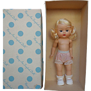 Gorgeous Strung Nancy Ann Storybook Muffie Doll Mint with Box