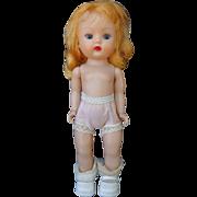 Nancy Ann Storybook Muffie Walker Great Coloring Strawberry Blonde 1950's
