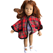 Sasha redhead Doll 1980's