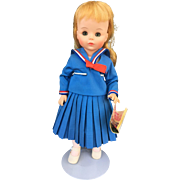 Rare Sound of Music Sailor outfit doll Leisl