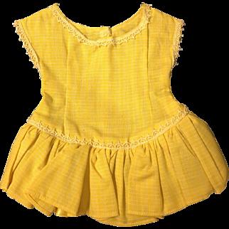 1950's tagged Terri Lee doll dress Mint
