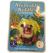 Mattel Liddle Kiddle Tiny Tiger Animiddle MOC