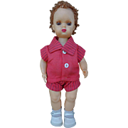 TERRI LEE Tiny Jerri Lee Doll Original 1950's