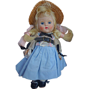 Beautiful Vogue Strung Ginny Doll All Original
