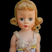 Beautiful HIgh Color Madame Alexander Cissette Doll 1950's