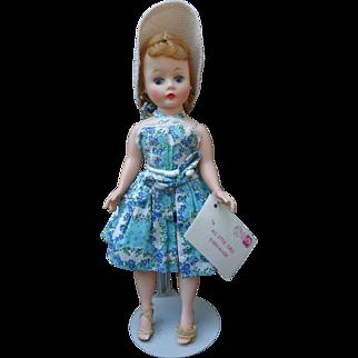 Gorgeous All Original Cissette Doll Madame Alexander High Color With Wrist Tag