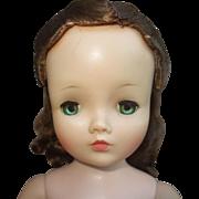 Beautiful Madame Alexander Cissy Doll No Cracks or problems! 1950's