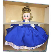 Madame Alexander-Kin Little Women Meg Walker Mint in Box