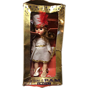 Pam 1950's Ginny Type Doll Mint in Box Majorette