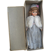 "R & B 18"" Nancy Lee Mint in Original Box Composition Doll"