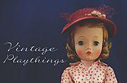 Vintage Playthings logo