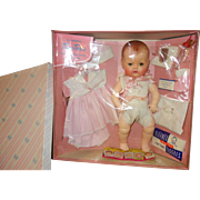 """Mint American Character Tiny Tears 1940's Gorgeous Set Mint in Box Perfect! 15"""""""