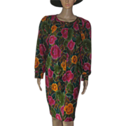 Beautiful Ungaro ter all season dress