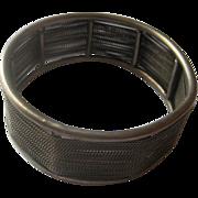 Miao Handmade Silver Bracelet