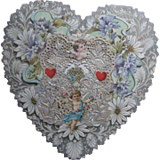 Victorian Valentine, multi-layered