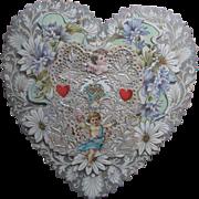 Victorian Valentine, multi-layered