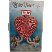 Genuine Mechanical Valentine Card
