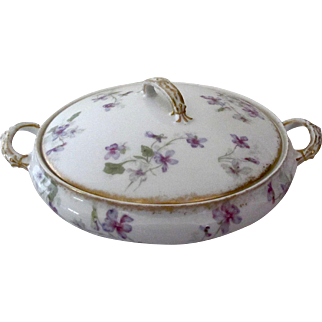 Charles Field Havilland Soup Tureen