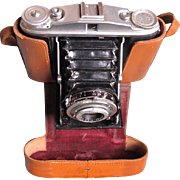 Germany, US Zone, Agfa Ventura Camera circa 1945