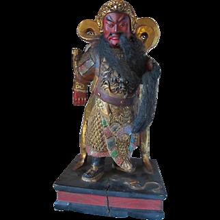 Kuan Yu, Chinese God of War