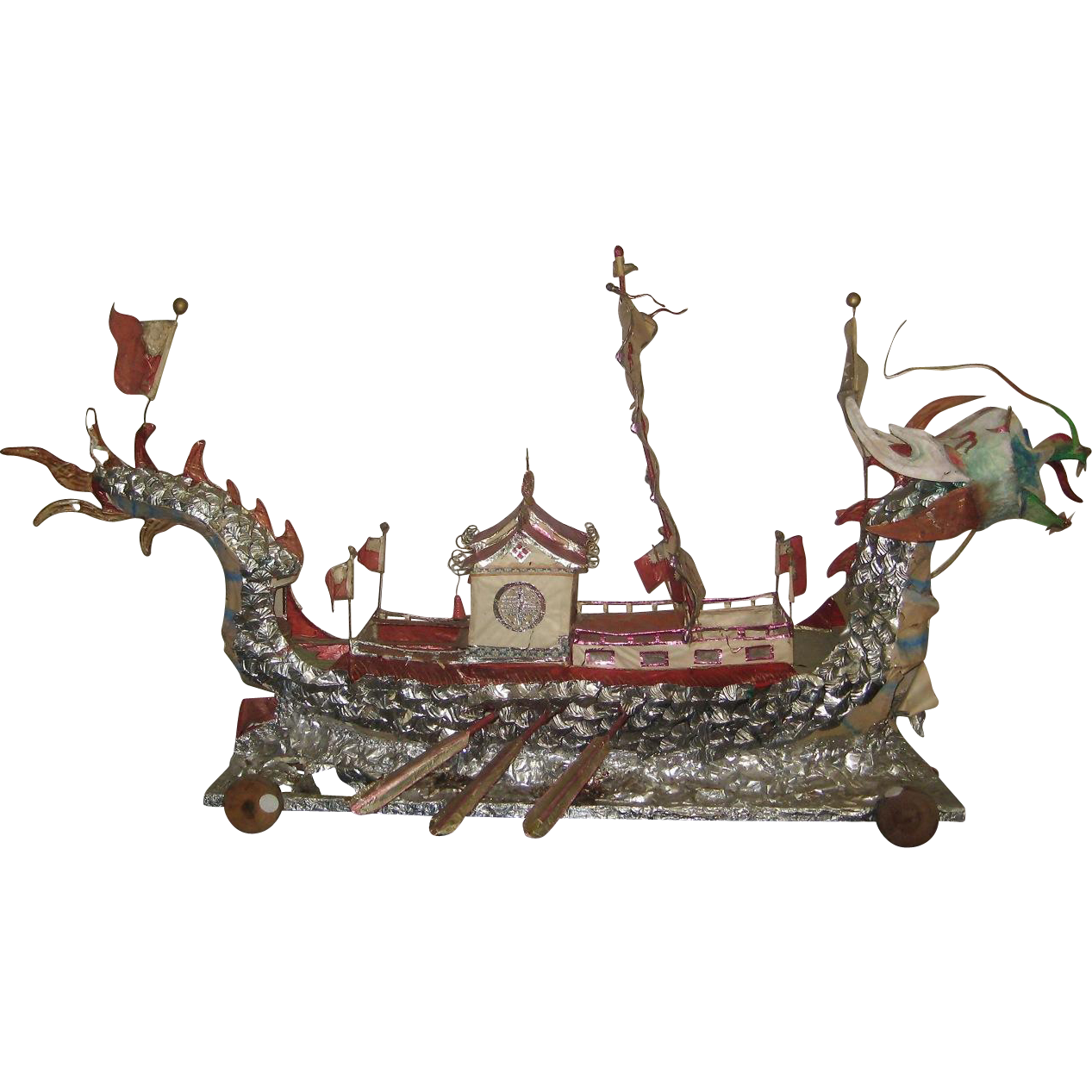 Nationalist Chinese Toy Boat, c1949