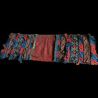 Afghanistan Kuchi Nomad Saddlebag