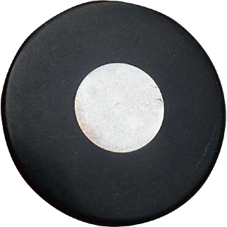 Fantastic Extra Large Vintage Pearl and Composite Button