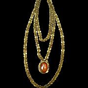 Vintage Signed Rafael Necklace