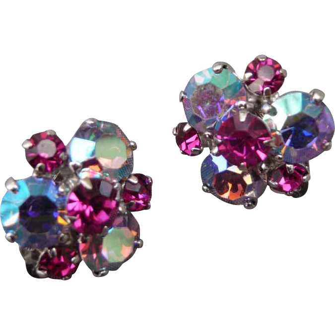 Dainty Sherman Clip Earrings