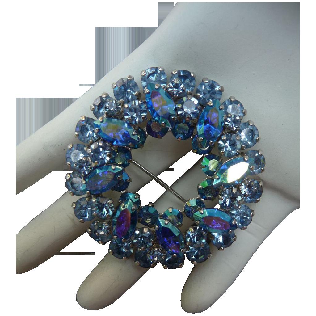 Beautiful Sherman Blue Pin