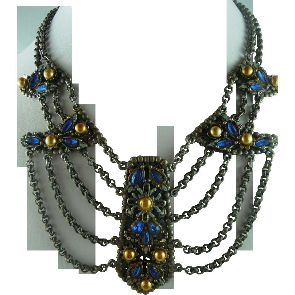 Alexander Korda Thief of Bagdad Necklace