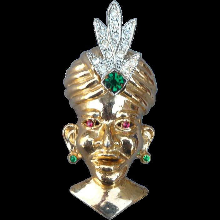 Vintage Swami Pin