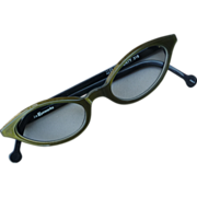Late 1980's L.A. Eyeworks Eyeglasses