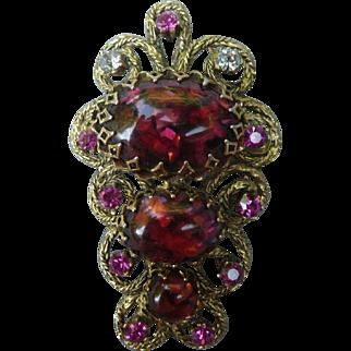 Gorgeous Vintage Pin/Pendant