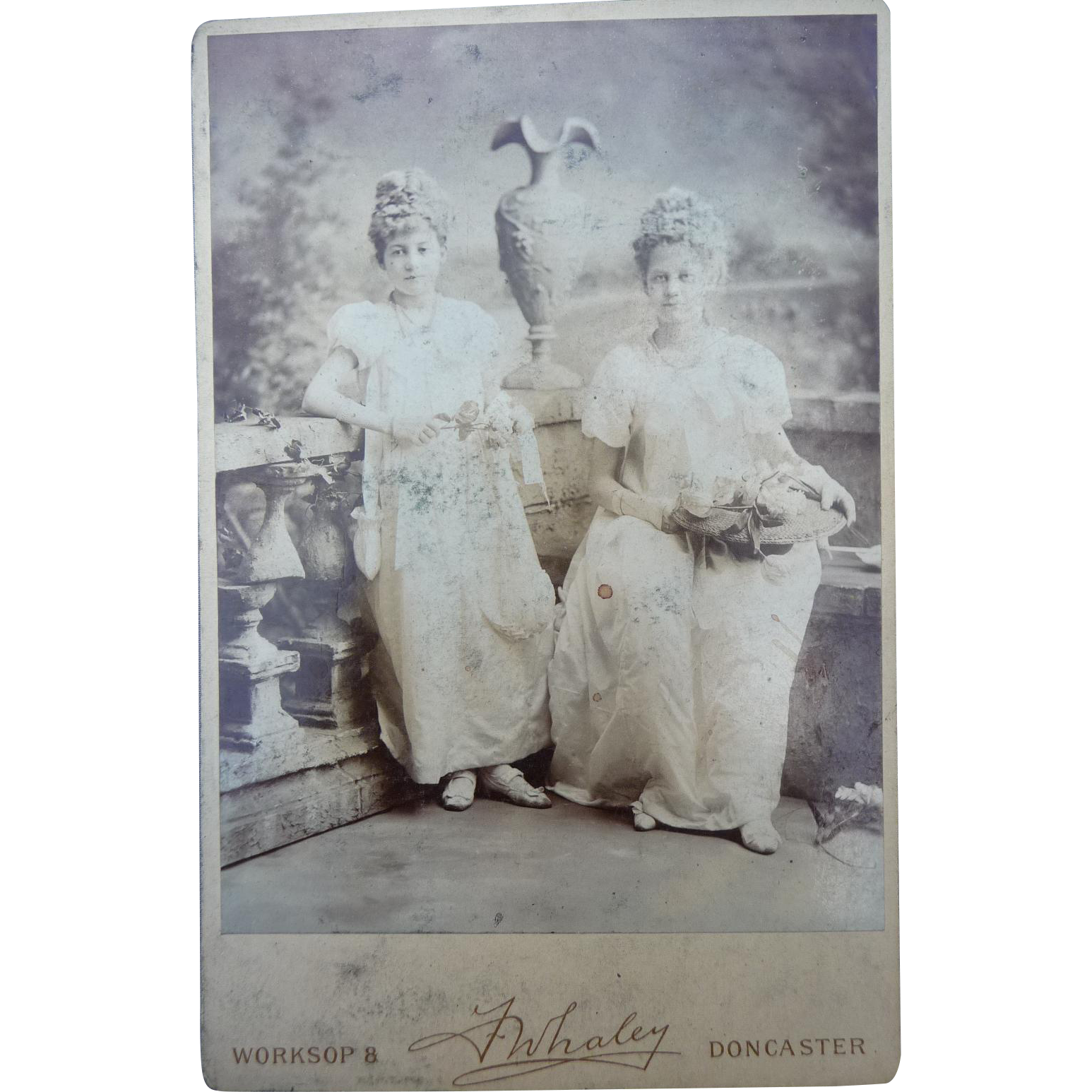 Victorian Photo Cabinet Card