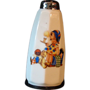 Art deco porcelaine salt shaker