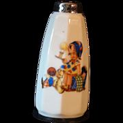 Art deco porcelaine salt shaker